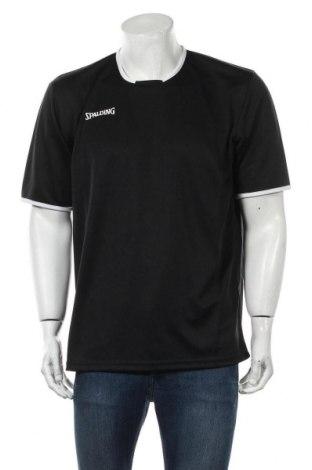 Pánské tričko  Spalding, Velikost M, Barva Černá, Polyester, Cena  152,00Kč