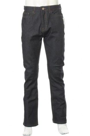 Мъжки дънки, Размер M, Цвят Син, 99% памук, 1% еластан, Цена 30,68лв.