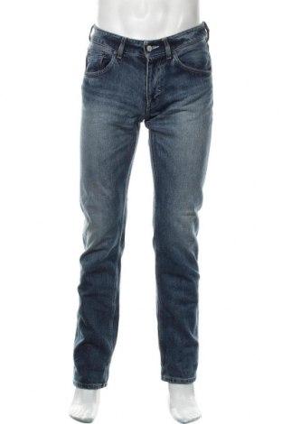 Pánské džíny  Adidas Originals, Velikost S, Barva Modrá, Bavlna, Cena  221,00Kč