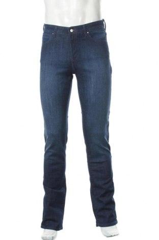 Pánské džíny  Wrangler, Velikost S, Barva Modrá, 92% bavlna, 7% polyester, 1% elastan, Cena  619,00Kč
