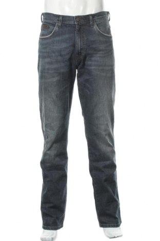 Pánské džíny  Wrangler, Velikost M, Barva Šedá, 98% bavlna, 2% elastan, Cena  245,00Kč