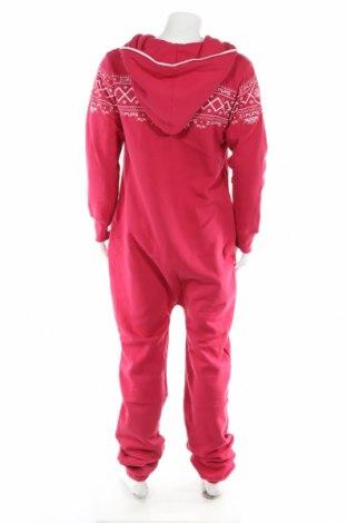 Мъжки гащеризон Zipups, Размер XL, Цвят Розов, 80% памук, 20% полиестер, Цена 51,62лв.