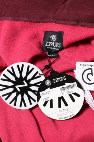 Мъжки гащеризон Zipups, Размер L, Цвят Розов, 80% памук, 20% полиестер, Цена 55,18лв.