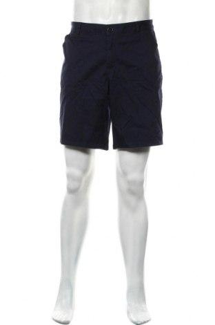 Мъжки къс панталон, Размер L, Цвят Син, Цена 12,16лв.