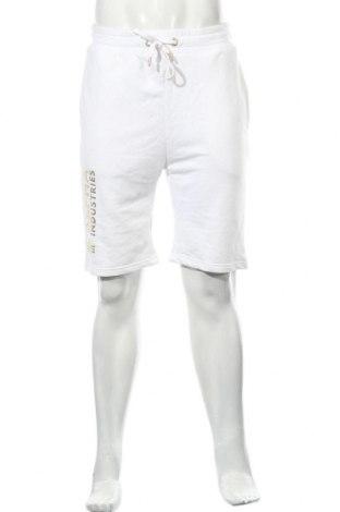 Ανδρικό κοντό παντελόνι Alpha Industries, Μέγεθος M, Χρώμα Λευκό, 80% βαμβάκι, 20% πολυεστέρας, Τιμή 10,87€