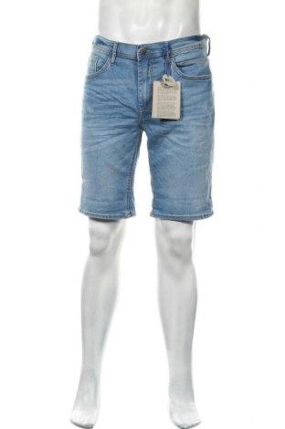 Pantaloni scurți de bărbați Blend, Mărime L, Culoare Albastru, 98% bumbac, 2% elastan, Preț 70,00 Lei