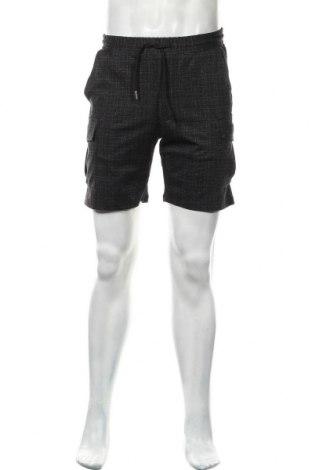 Мъжки къс панталон Brave Soul, Размер S, Цвят Сив, Цена 17,02лв.