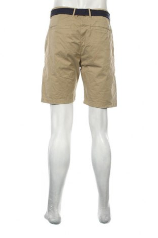 Мъжки къс панталон Dstrezzed, Размер L, Цвят Бежов, 98% памук, 2% еластан, Цена 24,68лв.