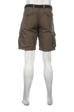 Мъжки къс панталон Dstrezzed, Размер L, Цвят Зелен, Памук, Цена 25,36лв.