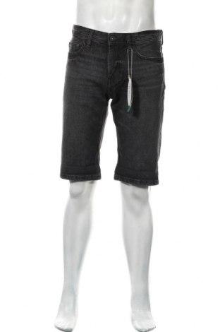 Мъжки къс панталон Edc By Esprit, Размер S, Цвят Сив, Памук, Цена 23,52лв.