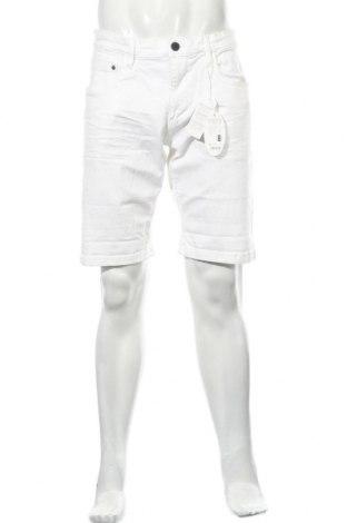 Pánské kraťasy Edc By Esprit, Velikost XL, Barva Bílá, 98% bavlna, 2% elastan, Cena  400,00Kč
