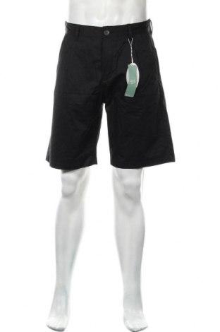 Мъжки къс панталон Edc By Esprit, Размер M, Цвят Черен, Памук, Цена 17,94лв.