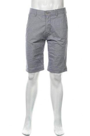 Мъжки къс панталон Esprit, Размер S, Цвят Син, 98% памук, 2% еластан, Цена 17,25лв.
