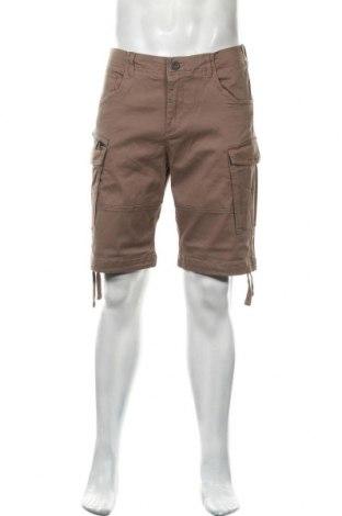 Pánské kraťasy Jack & Jones, Velikost M, Barva Béžová, 98% bavlna, 2% elastan, Cena  360,00Kč