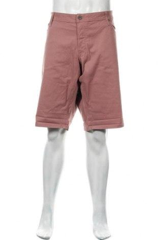 Pánské kraťasy Jack & Jones, Velikost 3XL, Barva Růžová, 98% bavlna, 2% elastan, Cena  325,00Kč