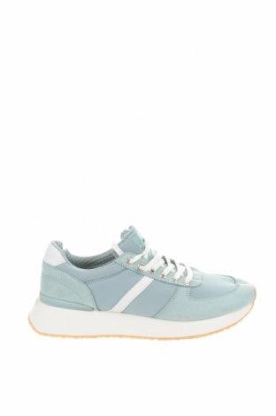 Мъжки обувки Pull&Bear, Размер 39, Цвят Син, Текстил, Цена 17,70лв.