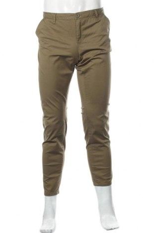 Мъжки панталон, Размер L, Цвят Зелен, Цена 13,42лв.