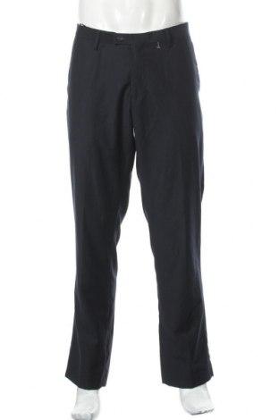 Мъжки панталон, Размер L, Цвят Син, 65% полиестер, 35% вискоза, Цена 10,20лв.