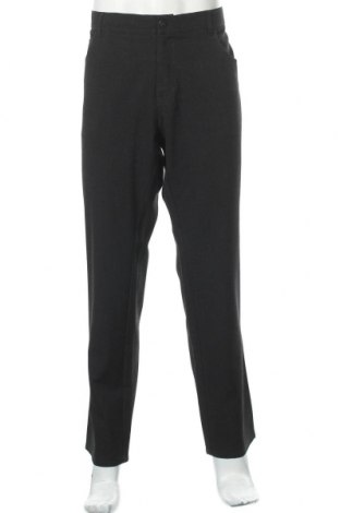 Мъжки панталон Alberto, Размер XL, Цвят Черен, 68% полиестер, 29% вискоза, 3% еластан, Цена 9,84лв.