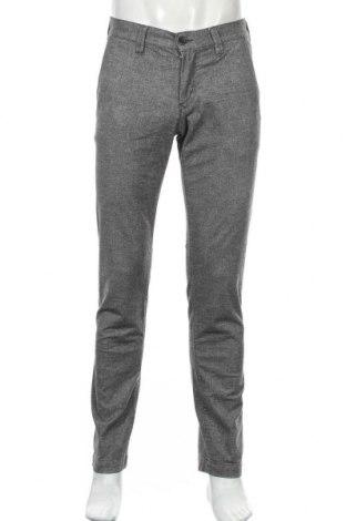 Мъжки панталон Alberto, Размер S, Цвят Сив, 72% памук, 16% полиестер, 9% вискоза, 3% еластан, Цена 15,63лв.