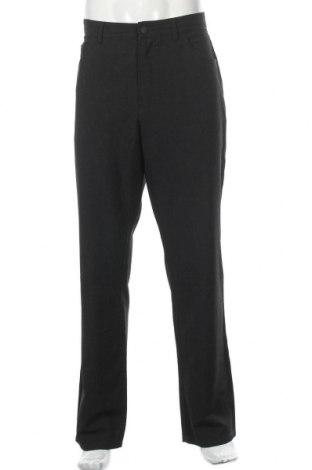 Мъжки панталон Alberto, Размер L, Цвят Сив, 68% полиестер, 29% вискоза, 3% еластан, Цена 21,87лв.