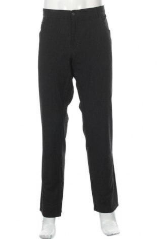 Мъжки панталон Alberto, Размер XL, Цвят Сив, 68% полиестер, 29% вискоза, 3% еластан, Цена 23,87лв.