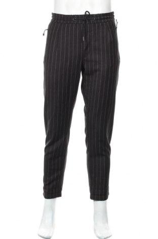 Ανδρικό παντελόνι Angelo Litrico, Μέγεθος L, Χρώμα Μαύρο, 70% πολυεστέρας, 30% βισκόζη, Τιμή 10,91€