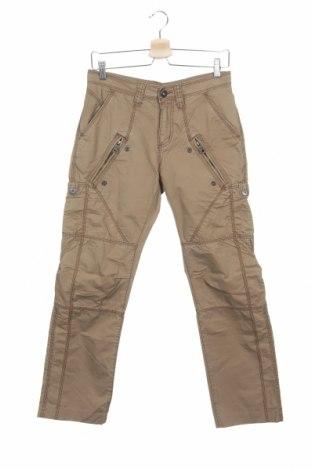 Мъжки панталон Clockhouse, Размер S, Цвят Бежов, Памук, Цена 5,83лв.