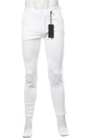 Pánské kalhoty  Drykorn for beautiful people, Velikost S, Barva Bílá, 98% bavlna, 2% elastan, Cena  312,00Kč