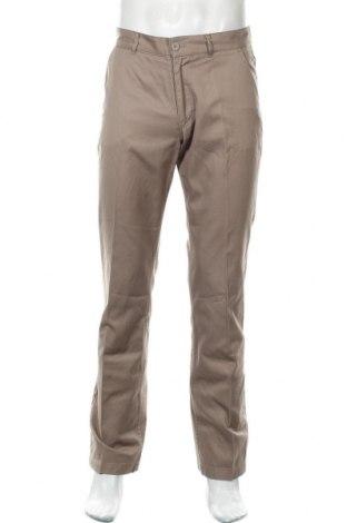 Ανδρικό παντελόνι H&M, Μέγεθος M, Χρώμα Γκρί, 65% πολυεστέρας, 35% βαμβάκι, Τιμή 2,36€