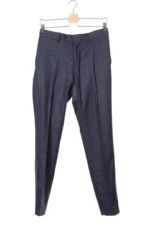 Мъжки панталон Isaac Mizrahi, Размер S, Цвят Син, 76% полиестер, 22% вискоза, 2% еластан, Цена 13,62лв.