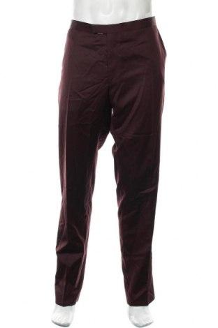Pantaloni de bărbați Joop!, Mărime XL, Culoare Mov, 73% lână, 27% poliester, Preț 73,50 Lei