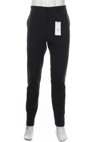 Мъжки панталон Lindbergh, Размер L, Цвят Син, 100% полиестер, Цена 20,01лв.