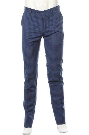 Pantaloni de bărbați Liu Jo, Mărime M, Culoare Albastru, 90% poliester, 8% viscoză, 2% elastan, Preț 441,62 Lei