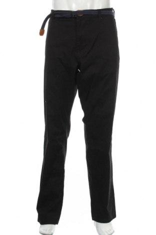 Pantaloni de bărbați Only & Sons, Mărime XXL, Culoare Negru, 98% bumbac, 2% elastan, Preț 77,17 Lei