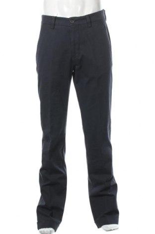Pantaloni de bărbați Otto Kern, Mărime M, Culoare Albastru, Preț 62,63 Lei