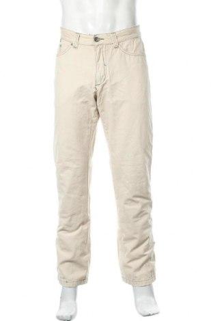 Мъжки панталон Signal, Размер L, Цвят Бежов, Памук, Цена 6,25лв.