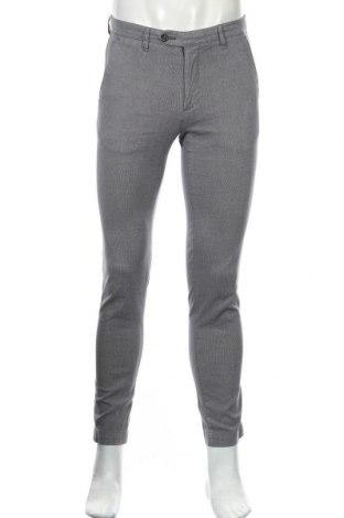 Мъжки панталон Ted Baker, Размер S, Цвят Сив, 97% памук, 3% еластан, Цена 13,85лв.