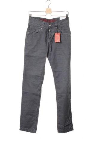 Pantaloni de bărbați Timezone, Mărime S, Culoare Gri, 100% bumbac, Preț 86,25 Lei