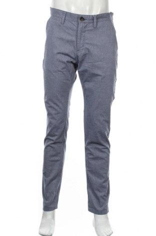 Мъжки панталон Tom Tailor, Размер M, Цвят Син, Памук, Цена 22,08лв.