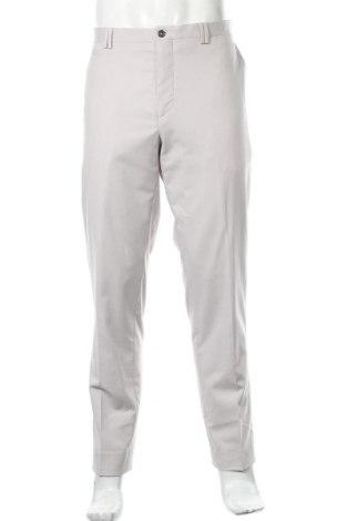 Мъжки панталон Viggo, Размер XL, Цвят Сив, 64% полиестер, 34% вискоза, 2% еластан, Цена 16,87лв.