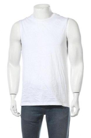 Мъжки потник, Размер M, Цвят Бял, Цена 10,32лв.