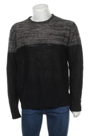 Мъжки пуловер Brave Soul, Размер XL, Цвят Сив, Акрил, Цена 17,68лв.