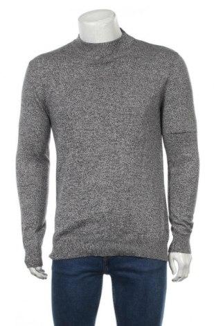 Мъжки пуловер Brave Soul, Размер M, Цвят Сив, Памук, Цена 19,47лв.