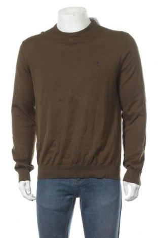 Мъжки пуловер Polo Club, Размер XL, Цвят Зелен, Памук, Цена 37,95лв.