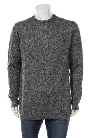 Мъжки пуловер Your Turn, Размер L, Цвят Сив, Полиестер, Цена 31,27лв.