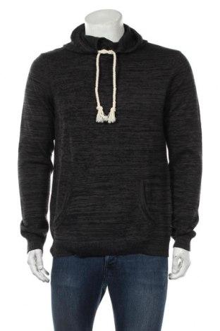 Мъжки пуловер Your Turn, Размер L, Цвят Сив, Памук, Цена 28,62лв.