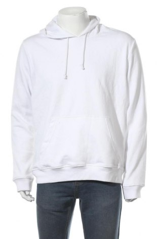 Мъжки суичър Brave Soul, Размер XL, Цвят Бял, 80% памук, 20% полиестер, Цена 25,48лв.