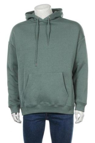 Pánská mikina  Nly Trend, Velikost M, Barva Zelená, 65% bavlna, 35% polyester, Cena  400,00Kč