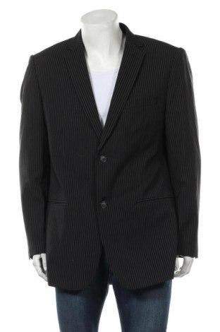 Мъжко сако, Размер XL, Цвят Черен, Полиестер, Цена 6,60лв.